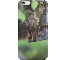 Industrial machinery, farming or agriculture   iPhone Case/Skin