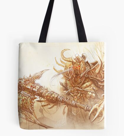 I Will Not Be Denied... Tote Bag