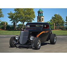1934 Ford Hot Rod  Photographic Print
