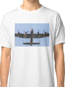 Lancaster Bomber Take Off Classic T-Shirt