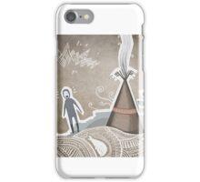 snow field  iPhone Case/Skin