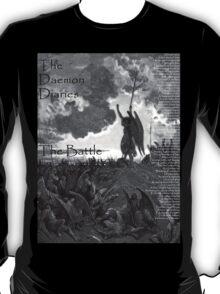 Daemon Diaries The Battle T-Shirt