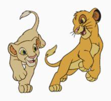 Simba & Nala by csturges