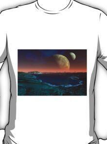 Offworld Moonsrise T-Shirt