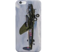 Avro Lancaster Bomber iPhone Case/Skin