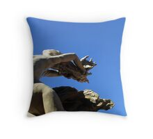 Honoring the wind Throw Pillow