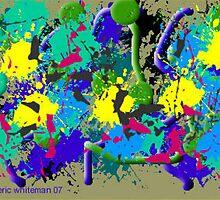 (I AM SURE OF IT ) ERIC WHITEMAN  ART  by eric  whiteman