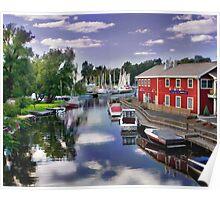 Lake Ontario Harbor Poster