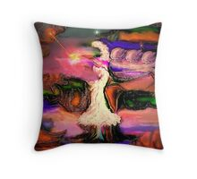 Tabernacle Of The Heart Throw Pillow
