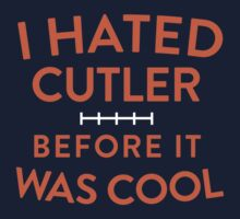 Cut Cutler! by amv05d