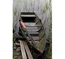 Rowing boat Photographic Print