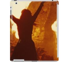 Bellatrix Being Crazy iPad Case/Skin