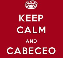'Keep calm and cabeceo' by atasteoftango