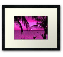 SUNCOMPO12008 Framed Print