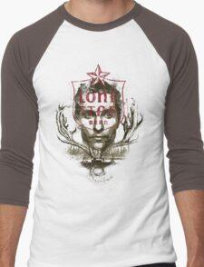 The Lone Star Men's Baseball ¾ T-Shirt