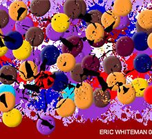 (TO LITTLE TO LATE ) ERIC WHITEMAN ART  by eric  whiteman