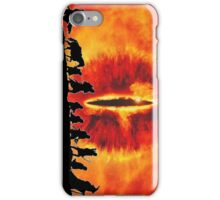 The Fellowship are Being Watched iPhone Case/Skin