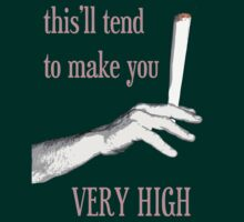 make you very high by benjy