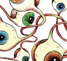 Flying Eye's Sticker