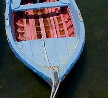 Fancy dinghy by kevomanno