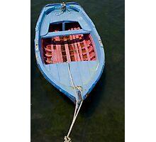Fancy dinghy Photographic Print
