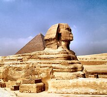 Sphinx by jcjimages