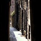 Narrow passage by kevomanno