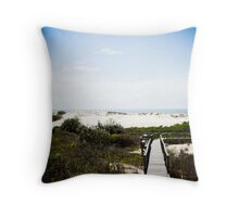 Peaceful Journey Throw Pillow