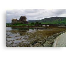 Eilean Donan Castle, Dornie, Scotland Canvas Print