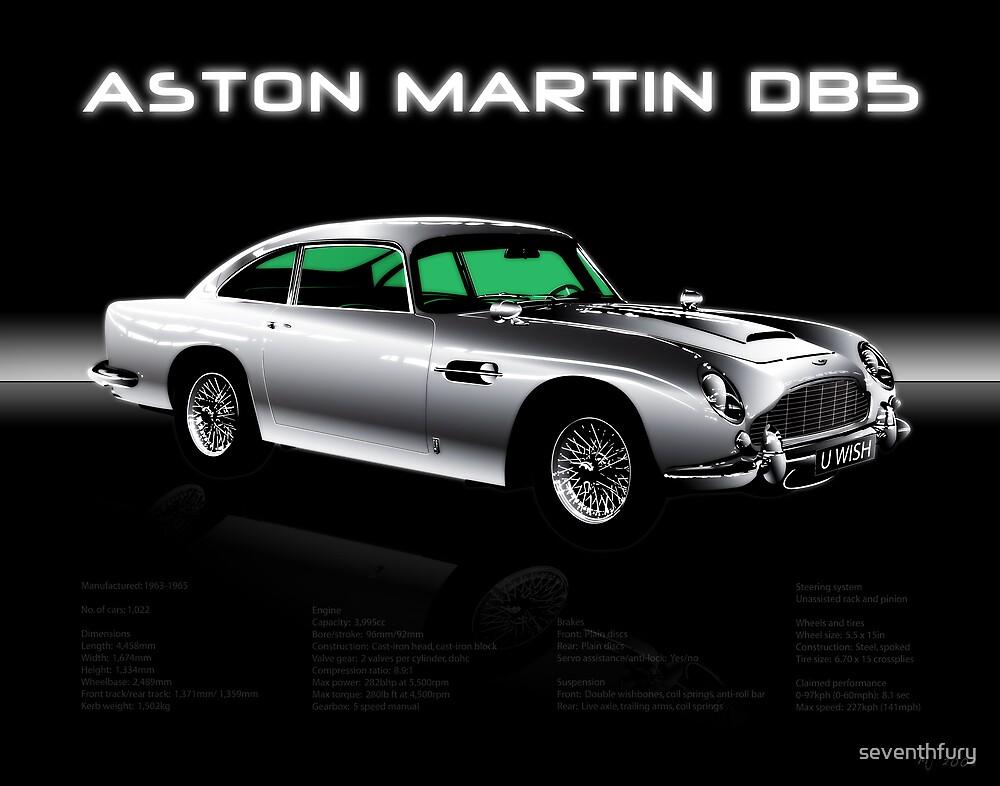 Aston Martin DB5 by seventhfury