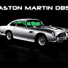 Aston Martin DB5 by seventhfury