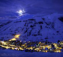 Blue Mountain by David Elliott