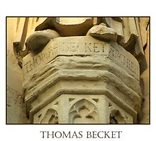 Thomas Becket by TriciaDanby