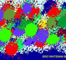 (SPRINGTIME)  ERIC WHITEMAN  ART  by eric  whiteman