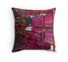 Not another red carpet!! Throw Pillow