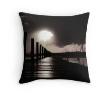 Sunrise Comp Throw Pillow
