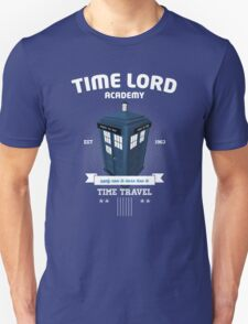 Timelord Academy T-Shirt