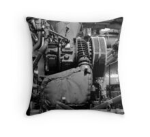 Main Engine 1 Throw Pillow