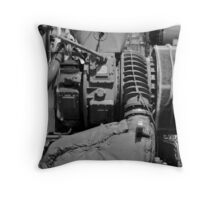 Main Engine 2 Throw Pillow