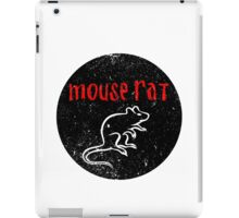 We are Mouse Rat! iPad Case/Skin