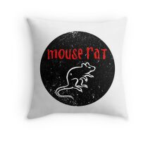 We are Mouse Rat! Throw Pillow