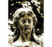 Tears of sorrow Photographic Print
