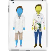 The Slow Mo Guys - TSMG iPad Case/Skin