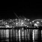 Seattle Night 2 by Cliff Worsham