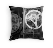 Valve 1 Throw Pillow
