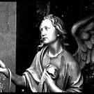 May an angel guard your way by Rowan  Lewgalon