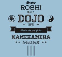 Master Roshi Dojo v2 Baby Tee