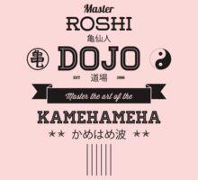 Master Roshi Dojo v2 One Piece - Short Sleeve