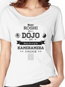 Master Roshi Dojo v2 Women's Relaxed Fit T-Shirt