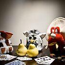 Poker Night by Jon Bradbury